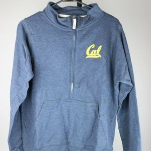 California Golden Bears Women's 1/2 Zip Jacket
